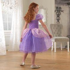 KidKraft Purple Rose Princess - XS, Girl's, Variation Parent