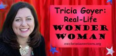 You can benefit from the social media and fiction expertise of award-winning author Tricia Goyer at our Writers Renewal.   #2017WritersRenewal #Christian #writers #conference