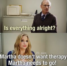 Martha haha Hanna Marin, Everything Will Be Alright, I'm Still Here, Pll, Pretty Little Liars, Im In Love, Actors & Actresses, Fangirl, Haha