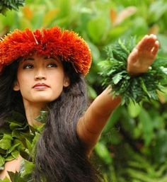 Same face as Kayla, but not the whole hula vibe, as great as it is. From {RU-KE}