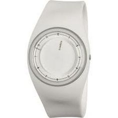 Philippe Starck Unisex One Handed Watch  PH5037 White Analog          Sale price. $104.95