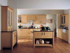 A Broadoak light shaker kitchen design to enjoy in your home. http://www.diy-kitchens.com/kitchens/broadoak-light/details/