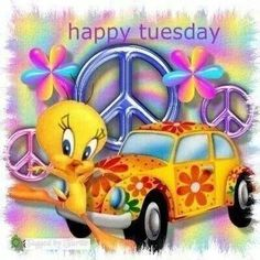 Springs Hippie Tuesday!
