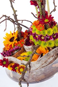 JustChrys surprising chrysanthemum arrangements - what suits your style?
