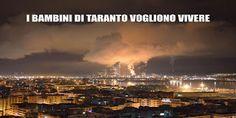 TARAStv: LA CITTA' E' INQUINATA. I GENITORI DI TARANTO LANC...