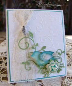 ~Resting on Prayer~ by Blooms in a Box - Cards and Paper Crafts at Splitcoaststampers