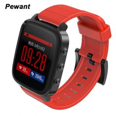 Pewant Smart Electronics Q2 Andriod Smart Watch Men With Heart Rate Monitor Waterproof Smartwatch For IOS Apple iphone 6 7 Watch #Affiliate