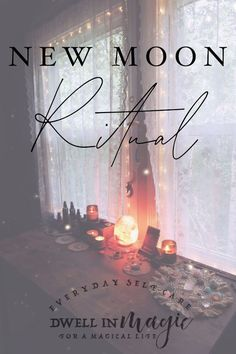 full moon tarot spread This new moon ritual is for clarity, intention setting and manifestation. These are the 8 things I do during every new moon ritual. New Moon Rituals, Full Moon Ritual, The Witcher, New Age, Reiki, Sailor Moon, Affirmations, Moon Circle, Ritual Bath