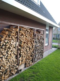 Wood storage make