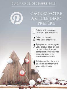#Concours Interior's Instagram And Snapchat, Deco, France, Pageants, Social Media, Decor, Deko, Decorating, Decoration