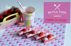 Goûter au fraises - Battle Food #8