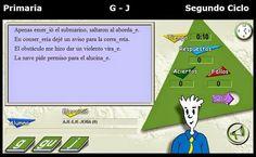 ORTOGRAFÍA PRIMARIA: Excelente aplicación web para aprender a escribir correctamente ~ Juegos gratis y Software Educativo