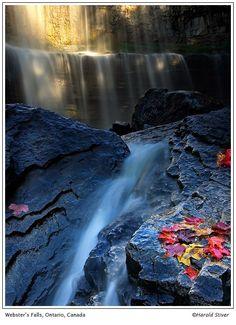 Websters Falls, Ontario, Canada www.OakvilleRealEstateOnline.com