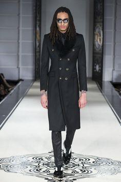 Joshua Kane Fall/Winter 2016/17 - London Collections: MEN - Male Fashion Trends
