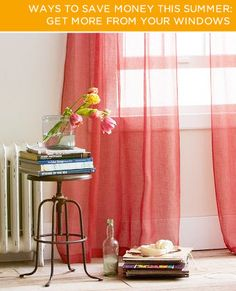 Your air conditioner accounts for about 70% of your home's summer energy use. Learn how to cool down your home without A/C and other tips for saving money at home this summer: