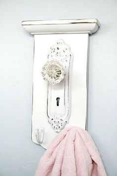 Reuse Old Door Knobs In The Best Way