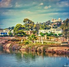 .. from the old Punic ports of Carthage.. second largest city of western Mediterranean in old times.. Good Day ahead ! pic: Walid Kharrat