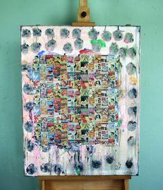 painting, www.kamer27.nl