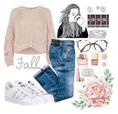 """""""Fall🍁💗 RTD!!"""" by dreamgirl-01 ❤ liked on Polyvore featuring River Island, adidas Originals, Miu Miu, M&Co, Burberry, Puma, Topshop and Cole Haan"""