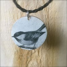 Bird Bottlecap Choker Necklace, OOAK by SelfieChicBoutique on Etsy