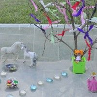 Imaginative Play Scene Ideas...lots of great ideas to use in sand and water tables