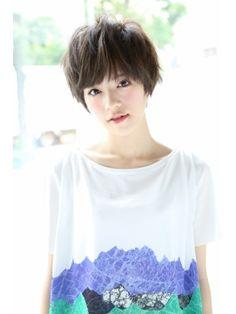 アンアミ Un ami 【Un ami】夏髪 大人かわいい・ラフショートヘア 松井 幸裕