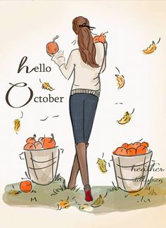 Hello October.