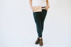    The Mugs Fanny Clutch   The belt and clutch can be worn together or separate... you decide!!
