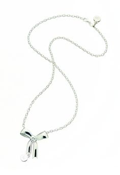 Karen Walker Bow necklace, a special gift from my Mum