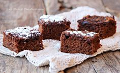 Brownies alla nutella dolcetti golosi veloci da preparare e senza lievito,golosissimi con la nutella!Andranno a ruba questi favolosi brownies