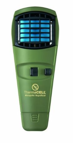 Amazon.com: ThermaCELL Cordless Portable Mosquito Repellent Appliance (Olive): Sports & Outdoors