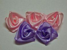 tutorial, flores de cinta