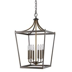 Acclaim Lighting IN11134ORB Kennedy Indoor 6Light Pendant Oil Rubbed Bronze -- To view further for this item, visit the image link.-It is an affiliate link to Amazon. #DiningRoomLighting