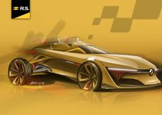 RS RENAULT SPIDER