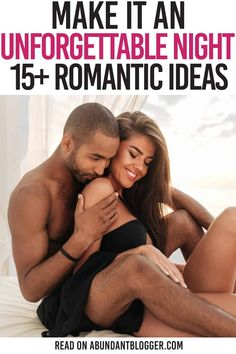 Make it an unforgettable night with these romance inspiring ideas to heat things up and breathe life into your relationship. Try one or more a weekend, and really spice things up. Troubled Relationship, Marriage Relationship, Marriage Advice, Better Relationship, Happy Marriage, Verbal Abuse, Romantic Love, Romantic Getaway