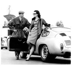 """At the Avus"" Berlin, 1962 Photo F.C. Gundlach 960×929 пикс"