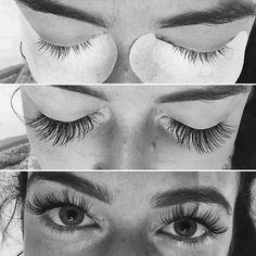 Lash love ❤️ eyelash extensions