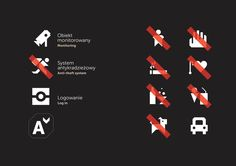 Copernicus Science Center - Visual information system on Behance