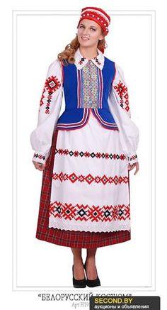 Купить белорусский костюм женский