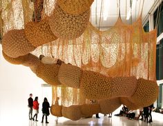 ernesto neto: madness is part of life  Art Experience NYC: www.artexperiencenyc.com