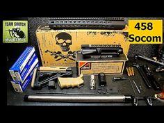 .458 SOCOM AR15 build