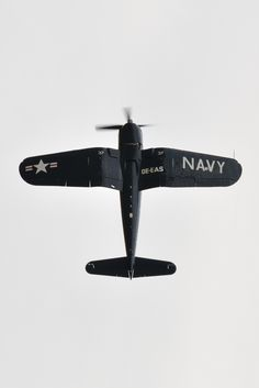 Corsair. My parents met working on the Corsair assembly plant at Chance Vought Aircraft.