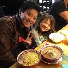 On a ramen date with #ramenbaby! #tsukemen #omnomnom by the_reyzer