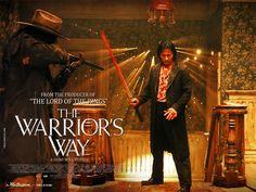 The Warrior's Way, starring Jang Dong-Gun, Kate Bosworth, Geoffrey Rush, Danny Huston, and Tony Cox