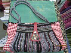 cesto crochet y tela coleccion verano 13