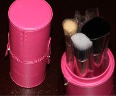Review : Set Pensule Machiaj Fraulein38 | JustAnAngel.net Make-up brushes