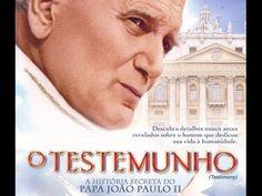 Filme: O TESTEMUNHO - A HISTÓRIA SECRETA DO PAPA JOÃO PAULO II (Testimony) - / Film: Il testimone - IL SEGRETO STORIA DI GIOVANNI PAOLO II (Testimonianza) -
