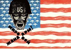 Image result for Russian propaganda poster