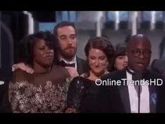 2017 Full Oscar's Mistake, Wrong Winner Announced for Best Picture