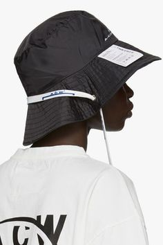 a09c2ef03bc Shop New Accessories from A-COLD-WALL  Hats Bucket Hat Cap Hood Samuel Ross